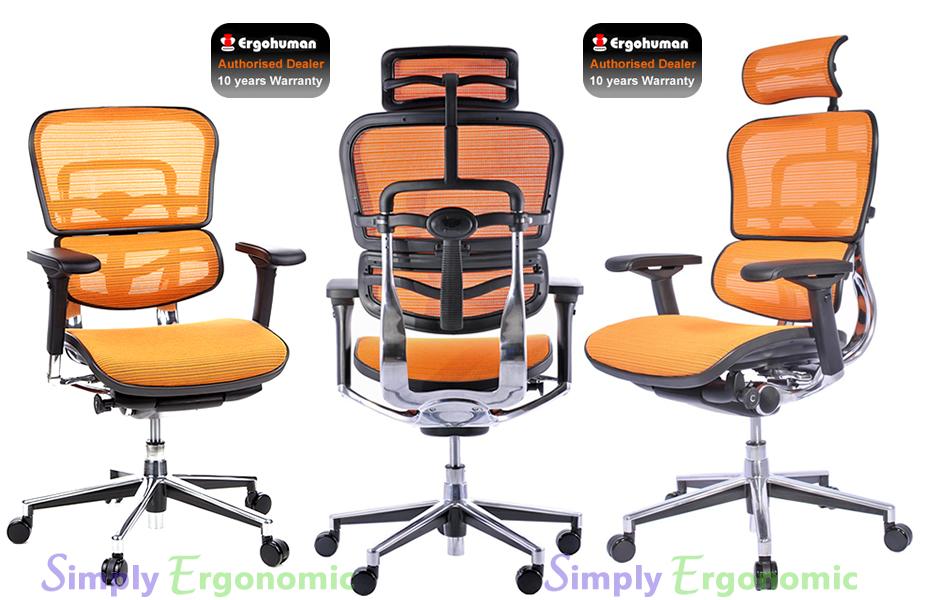 ergohuman mesh office chair - Ergohuman